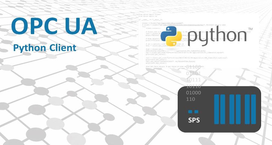 Python OPC UA-Client mit CODESYS SPS verbinden