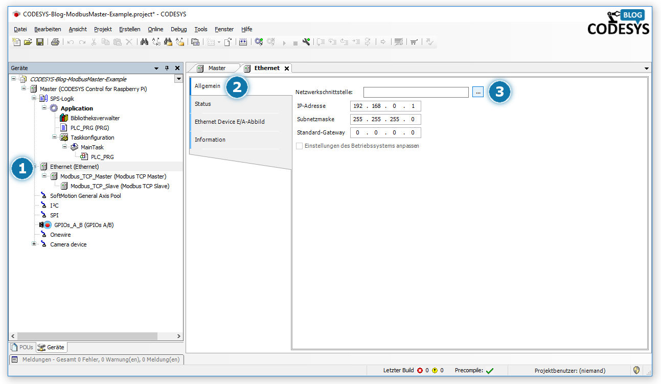 Modbus-Kommunikation in CODESYS - CODESYS-Blog